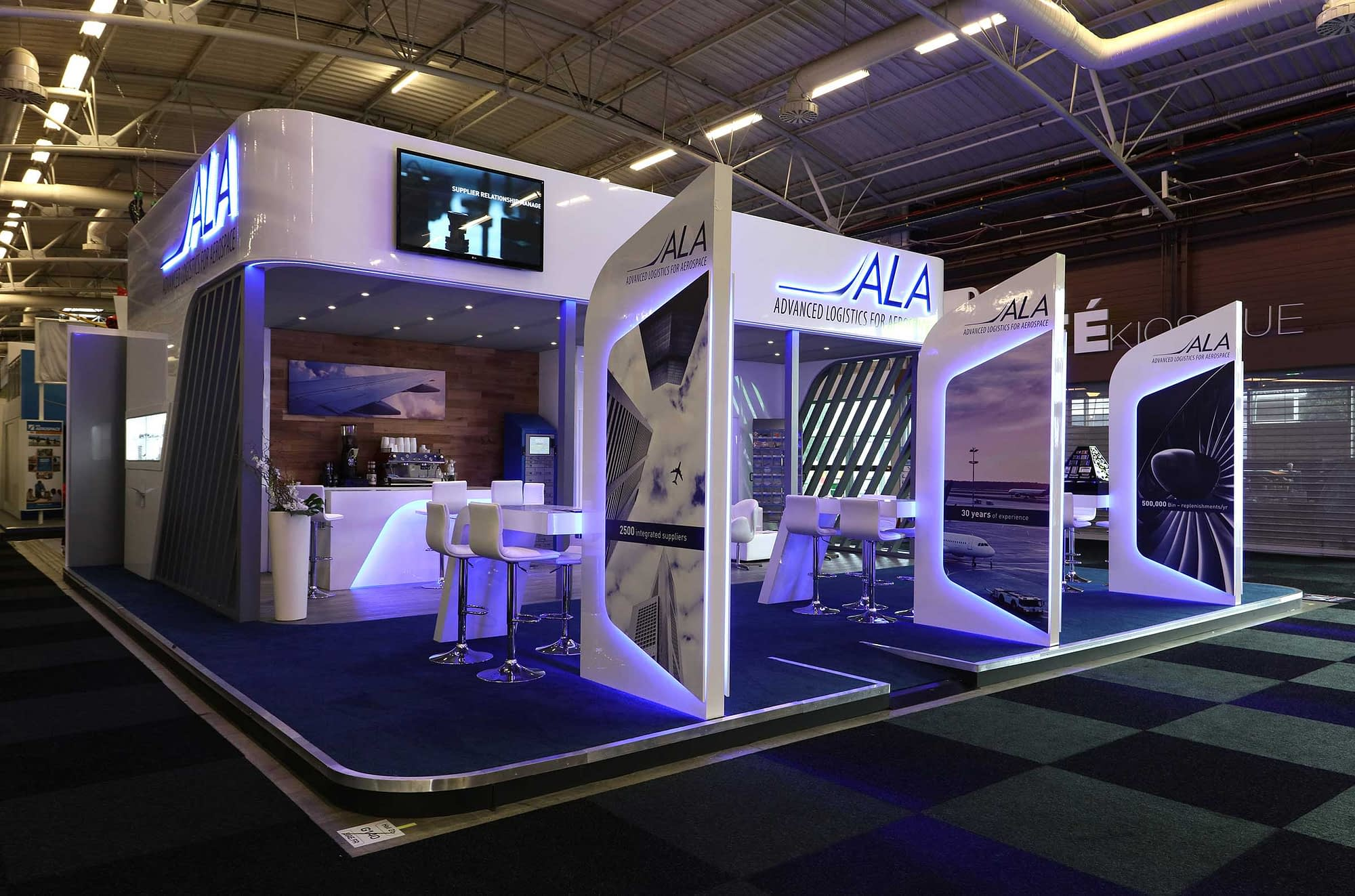 ALA Exhibition Stand