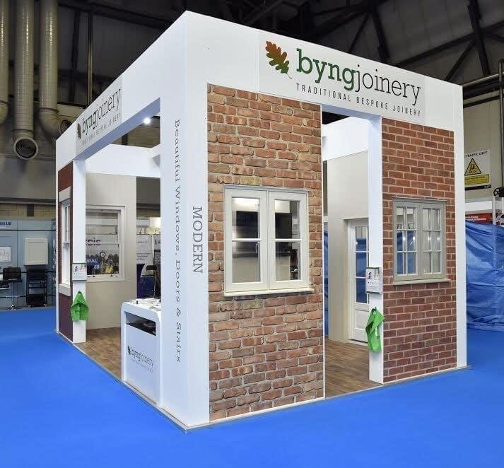 Byng Joinery at Build It Live