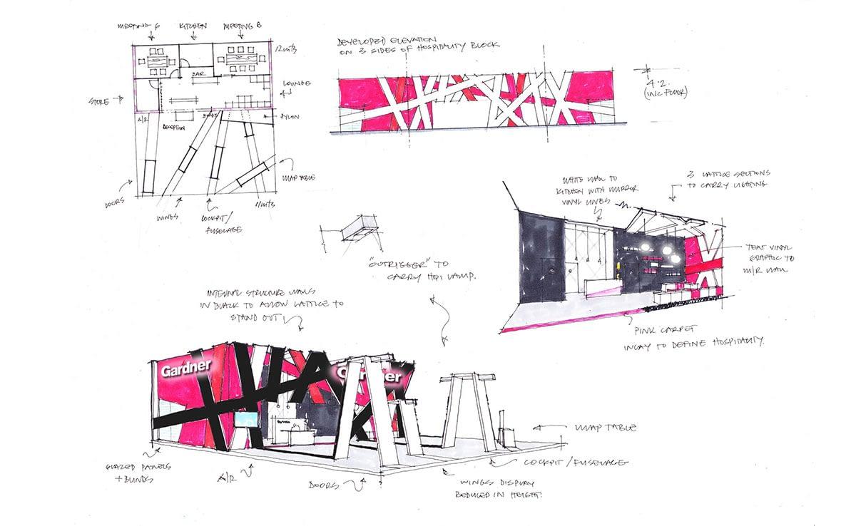 Gardner Aerospace Concept Sketch