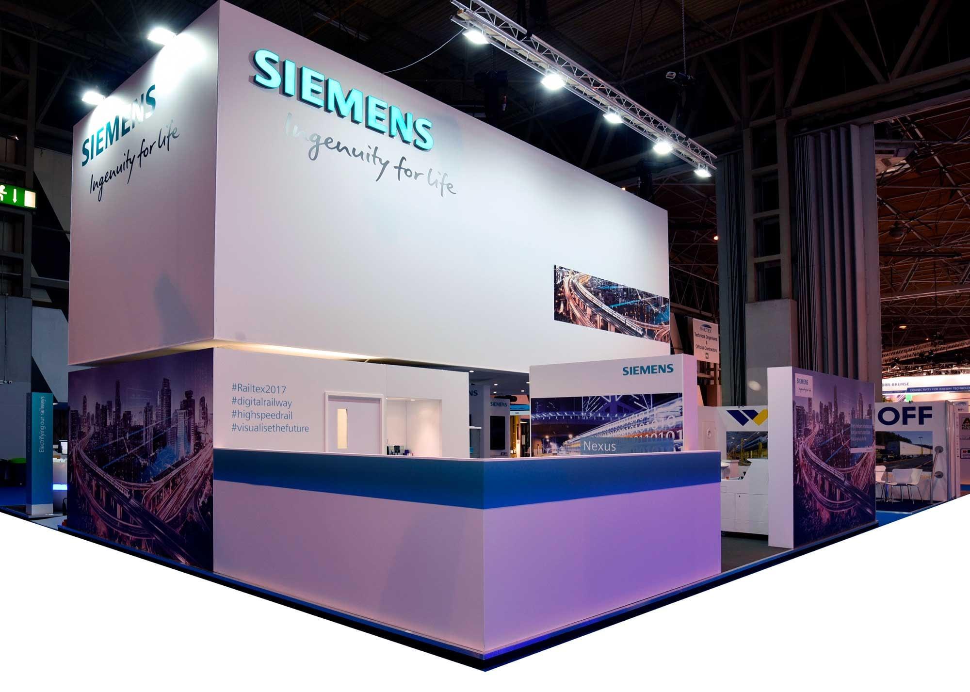 Siemens, Railtex